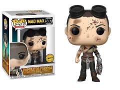 Pop! Movies: Mad Max: Fury Road - Imperator Furiosa (Chase)
