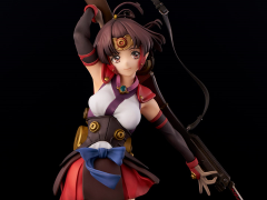 Kabaneri of the Iron Fortress Mumei (Kaimon Battle Ver.) 1/6 Scale Figure