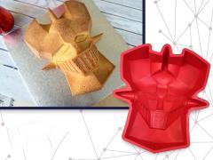 Mazinger Z Baking Mold