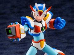 Mega Man X (Max Armor Ver.) 1/12 Scale Model Kit