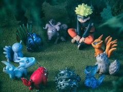 Naruto Shippuuden G.E.M. Series Naruto & Biju Box Set