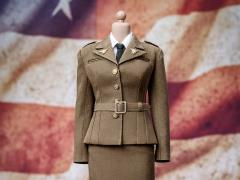 World War II U.S. Army Female Agent Uniform 1/6 Scale Accessory Set