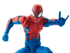Spider-Man Marvel Legends Spider-Man (SP//dr BAF)
