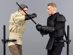 Batman Begins Bruce Wayne & Henri Ducard 1/12 Scale Two-Pack