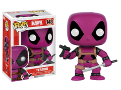 Pop! Marvel: Deadpool - Terror (Violet) Exclusive