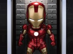 Iron Man 3 Mini Egg Attack MEA-015 Iron Man Mark III With Hall of Armor PX Previews Exclusive