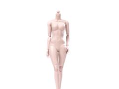 Super-Flexible Female 1/6 Scale Pale Medium Bust Body (ST92004B)