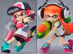 Splatoon figma No.400-DX Splatoon Girl Two-Pack