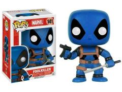 Pop! Marvel: Deadpool - Foolkiller (Blue) Exclusive