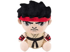 Street Fighter Stubbins Ryu Plush