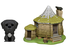 Pop! Town: Harry Potter Hagrid's Hut With Fang