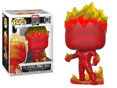 Pop! Marvel: 80th Anniversary - Human Torch