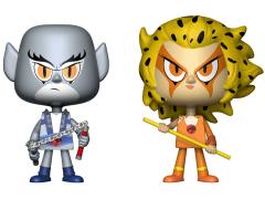 ThunderCats Vynl. Panthro + Cheetara
