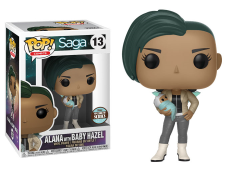 Pop! Comics: Saga Specialty Series - Alana With Baby Hazel