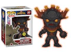 Pop! Games: Marvel: Contest of Champions - King Groot (Glow-In-The-Dark) Exclusive