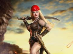 Arhian: Head Huntress Pirate 1/12 Scale Figure