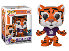 Pop! College: Mascots -The Tiger (Clemson University)