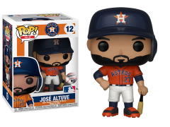 Pop! MLB: Astros - Jose Altuve (Alternate)