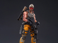 Hardcore Coldplay Bounty Hunter 1/18 Scale Figure