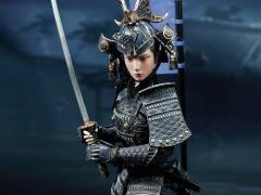 Warrior Women Series The Butterfly Helmets Warrior (Antique Armor) Luxury Version 1/6 Scale Figure
