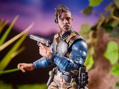 Black Panther Marvel Legends Erik Killmonger (M'Baku BAF)