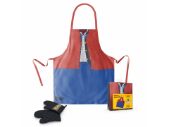 Back to the Future Marty McFly Apron & Oven Glove