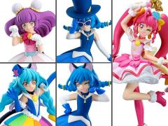 PreCure Cutie Figure 3 Special Exclusive Box of 5 Figures