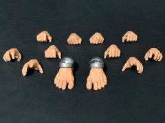 Mythic Legions: Arethyr Hands & Feet (Caucasian Human)