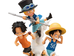 One Piece Ichibansho The Bonds of Brothers Figure