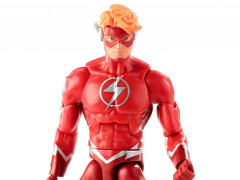 DC Comics Multiverse Wally West Flash Figure (Collect & Connect Ninja Batman)