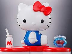 Hello Kitty (45th Anniversary) Chogokin Figure
