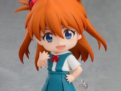 Rebuild of Evangelion Nendoroid No.1202 Asuka Shikinami Langley
