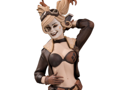 DC Bombshells Harley Quinn (Sepia Tone Variant) Limited Edition Statue