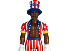 Rocky IV ReAction Apollo Creed Figure