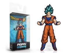 Dragon Ball Super FiGPiN mini M1 Super Saiyan God Super Saiyan Goku
