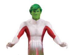 The New Teen Titans Beast Boy Multi-Part Statue Diorama