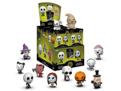The Nightmare Before Christmas 25 Year Anniversary Mystery Minis Random Figure