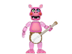 Freddy Fazbear's Pizzeria Simulator Pigpatch (Translucent) Action Figure