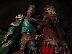 Three Kingdoms Five Tiger Generals Guan Yu 1/4 Scale Limited Edition Statue