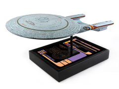 Star Trek U.S.S. Enterprise NCC-1701-D 1/1000 Scale Limited Edition Replica