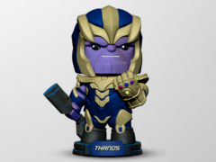 Avengers: Endgame Go Big Thanos Figure