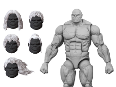 Titan (Gray) Deluxe 1/12 Scale Action Figure Body