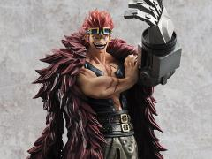 "One Piece Portrait of Pirates Eustass ""Captain"" Kid Limited Edition"
