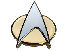 Star Trek: The Next Generation Communicator Badge Metal Bottle Opener