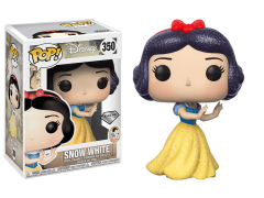 Pop! Disney: Snow White and the Seven Dwarfs - Snow White (Diamond Glitter) Exclusive