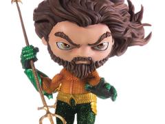 Aquaman Mini Co. Heroes Deluxe Aquaman