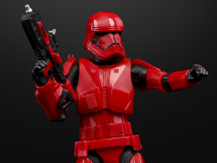 "Star Wars: The Black Series 6"" Sith Trooper (The Rise of Skywalker)"