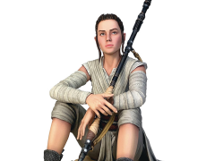 Star Wars Premier Collection Rey (Dreamer) Limited Edition Statue