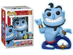 Pop! Disney: Aladdin Specialty Series - Genie with Lamp