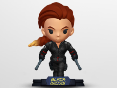 Avengers: Endgame Go Big Black Widow Figure